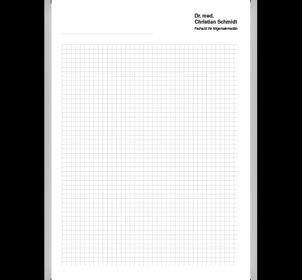 Notizblock Basic, DIN A5