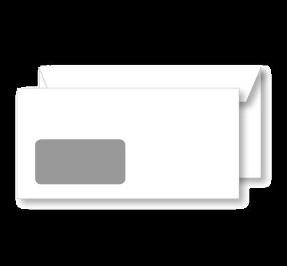 Blanko-Briefumschlag