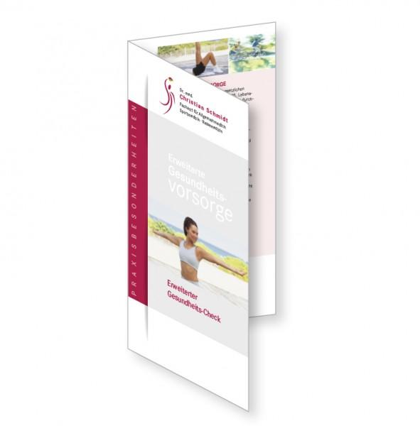 Themen-Flyer 4-seitig
