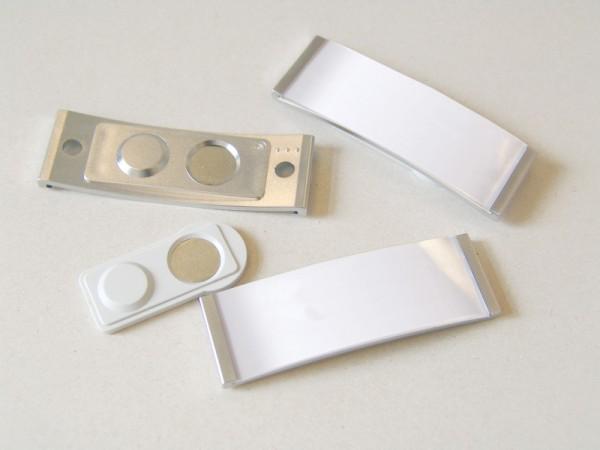 Magnethalter für Namensschilder